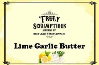 Lime Garlic Butter