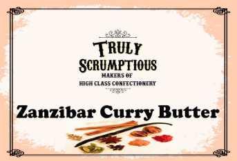 Zanzibar butter